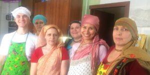 Кухня Божеств Шри Шри Радха Говинды - нет предела совершенству!
