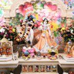 Экстаз в храме Шри Шри Радха Говинды