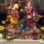 Праздничная онлайн программа в честь явления Шри Нрисимхадева в Храме Шри Шри Радха Говинды