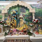 Гаура арати, Даршан Шри Шри Радха Говинды. 28.02.2021