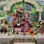 18 октября - воскресная программа в Храме Шри Шри Радха Говинды!