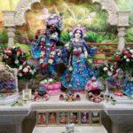 Приветствие Божеств, Даршан Шри Шри Радха Говинды. 05.06.2021