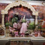 Мангала арати, Даршан Шри Шри Радха Говинды. 15.06.2021