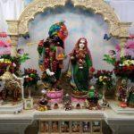 Приветствие Божеств, Даршан Шри Шри Радха Говинды. 02.03.2021