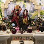 Прямое включение из Храма Шри Шри Радха Говинды!!!