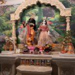 Мангала арати, Даршан Шри Шри Радха Говинды. 10.06.2021