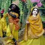 Мангала арати, Даршан Шри Шри Радха Говинды. 12.06.2021