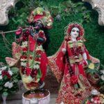 Нектарнейший Даршан Очаровательных Шри Шри Радха Говинды